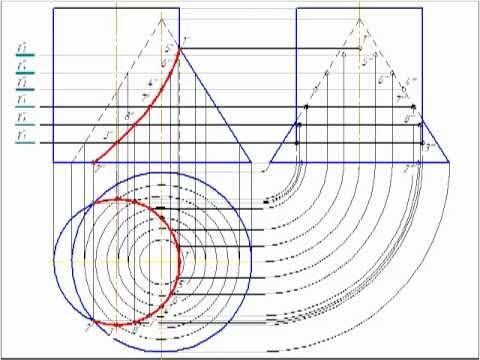 Решение задачи пересечение конус и цилиндр логические задачи 3 класс решение