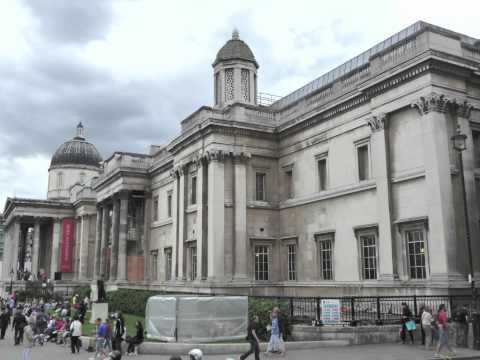 London. The National Gallery