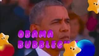 Обама - реклама жвачки ПРИКОЛ
