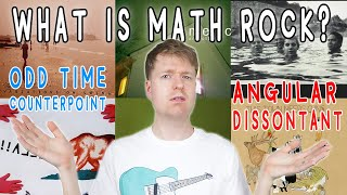 What is Math Rock? 5 Common Terms Defined