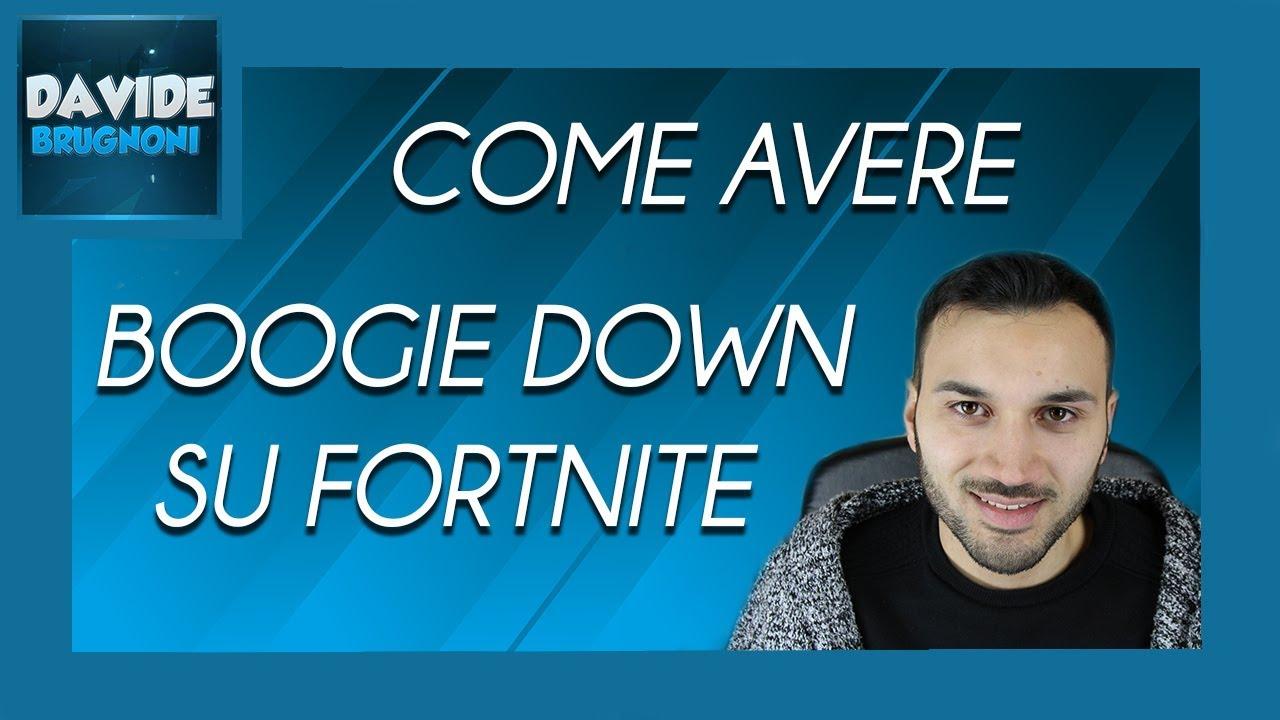 Come ottenere l'emote Boogie Down su Fortnite - …