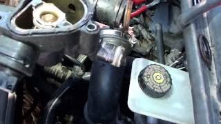 Changement boitier thermostat sonde température