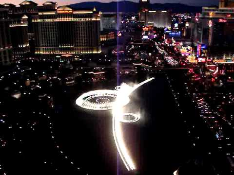 Cosmopolitan Las Vegas Terrace One Bedroom Fountain View cosmopolitan las vegas view from terrace bellagio fountain - youtube