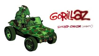 Gorillaz - Sound Check (Gravity) - Gorillaz