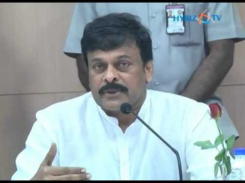 Chiranjeevi, Union Minister of State for Tourism