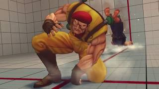 Ultra Street Fighter 4 Ultra Combos & Super Gameplay Trailer All 4 New Characters 【IV HD】