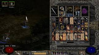Path of Diablo S7 (Diablo 2 mod) - HC Assassin 1 part 3 (normal) ► 1080p 60fps No commentary