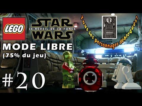 LEGO Star Wars Le Réveil de la Force #20 Faucon Millenium streaming vf