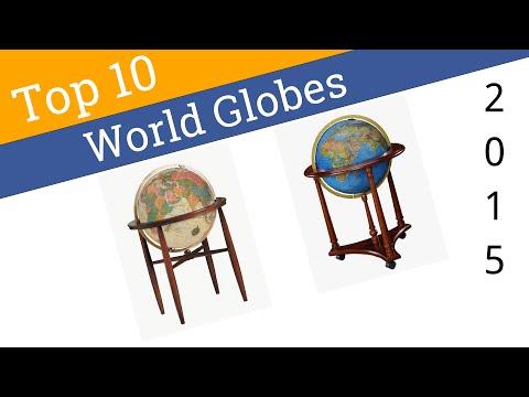 10 Best World Globes 2015