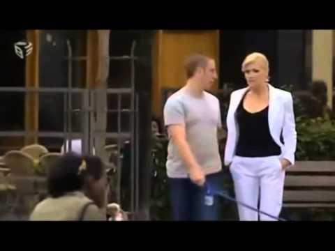 VIDEO JAHIL (minta pegang payudara)