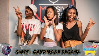 14-year-old rising star Gabrielle De Gama talks her latest song, #Nasty and the scourge of bullying