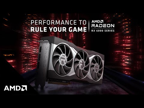AMD Radeon RX 6800 Series: Performance to Rule Your Game
