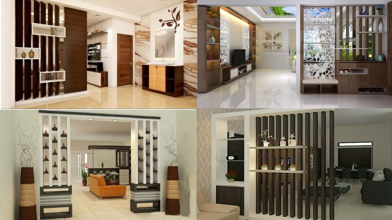 150 Rooom Divider Ideas Wall Partition Designs For Modern Home Interior 2021 Youtube