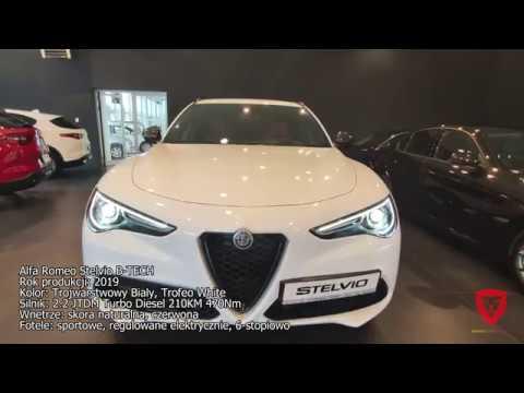 Alfa Romeo Stelvio B TECH 2 2JTDM 210KM