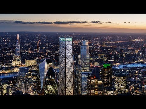 A Thriving City : The changing face of the City of London