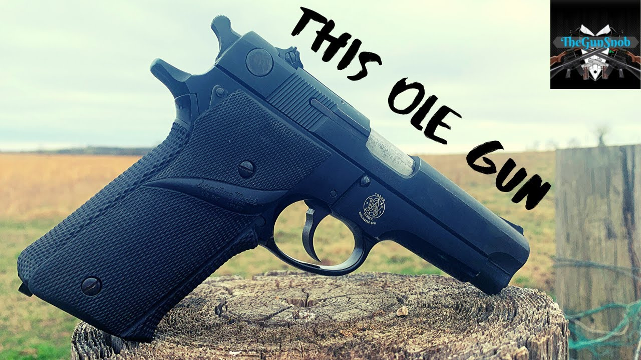 This Ole Gun Episode 04: The Smith and Wesson Model 59