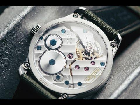Weiss, American Watch Making Companies (AWMC) Episode #1