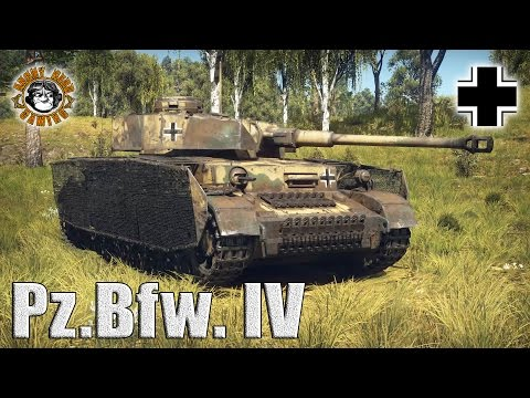 War Thunder: The Panzerbefehlswagen IV, German Premium Tier-3, Medium Tank