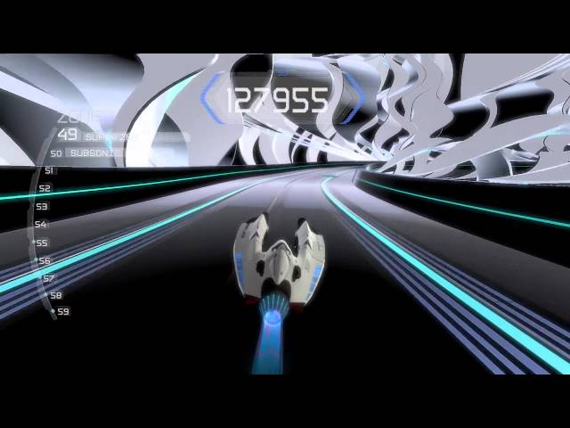 WipEout HD - Supersonic in 1080p 60FPS
