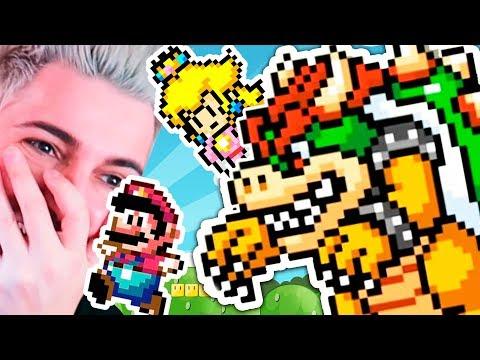 MARIO vs BOWSER - BATALLA FINAL | Super Mario World