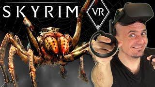 Skyrim VR on Oculus Rift & GTX 1080 Ti - Best VR Game 2018?