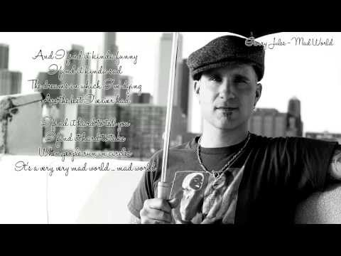 Gary Jules - Mad World - Lyrics - HD