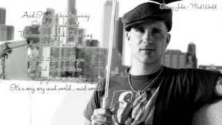 Gary Jules - Mad World - Lyrics - HD Thumbnail