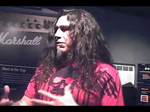 The world famous TOM ARAYA Interview