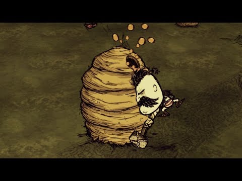 Bee Queen Speedrun 20:32 (Don't Starve Together, Rolled Back, Wolfgang)