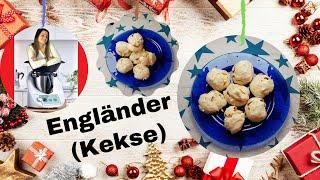 Weihnachtskekse selber backen | Engländer | Baiser aus dem Thermomix | ThermoMixenmitClaudia