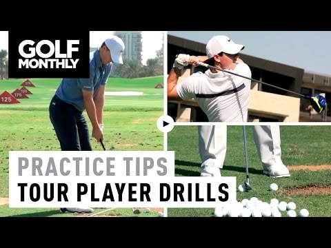 9 Tour Player Practice Drills | Golf Monthly