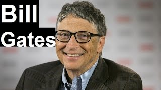 Bill Gates Net Worth 2016 , height and weight