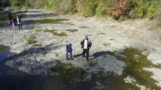 Dougan Falls with The Mendez Family