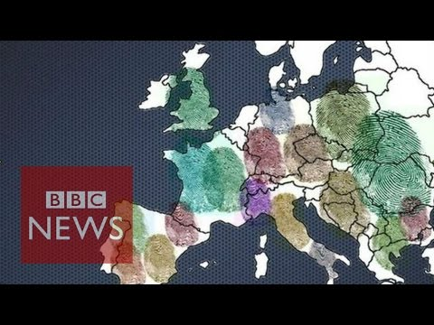 EU immigration rules - in 90 seconds - BBC News
