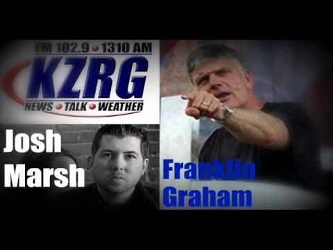 KZRG Interview: Franklin Graham in Joplin, Mo