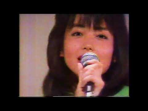 일본인가수 Kaori Yoshinari (吉成かおり) Pastel Iro no Asa 1982