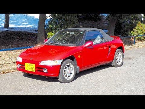 1991 Honda Beat Kei Car (USA Import) Japan Auction Purchase Review