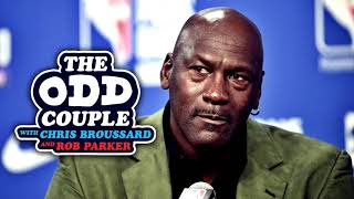 The Odd Couple - The Outrage at Michael Jordan is Ridiculous and a Waste of Time