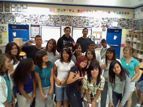 pictures of salida middle school class of 2008-09
