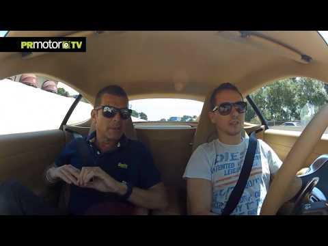 Jorge Lorenzo prueba el Cayman y nos cuenta de todo! Centro Porsche Barcelona by PRMotor TV Channel
