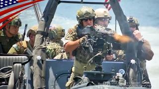 フロリダ州タンパで毎年開催される、特殊部隊の国際会議(SOFIC))での、...