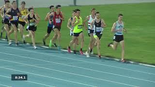 2018 Vic 5000m. Men's A race