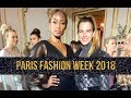 Paris Fashion Week - Défilés / Haute Couture / Interview Eng & Fr / Opening Day of PFW