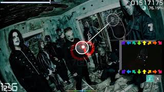 Slipknot Pscyhosocial but its played on osu with Big Shaq sound pack