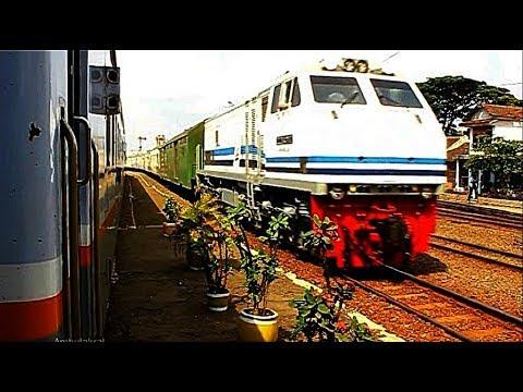 Video Lawas - Hunting Kereta Api Di Daop 8 Surabaya