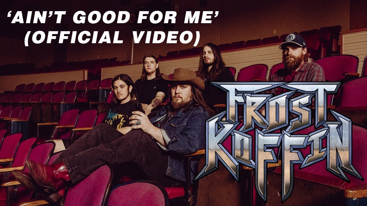 FROST KOFFIN release hugely anticipated brand new single+video 'Ain