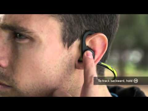 How to Use BackBeat FIT wireless headphones plus smartphone armband