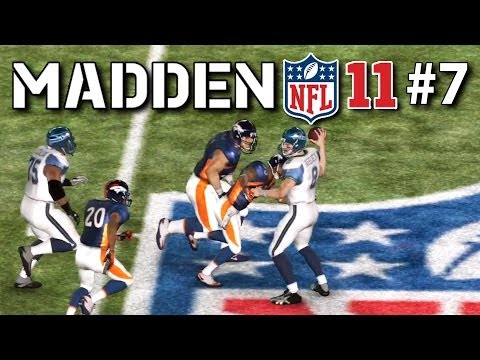 Super Bowl Sack! -- Madden NFL #7