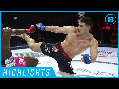 Highlights | Vadim Nemkov - #Bellator230