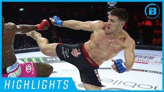 Highlights | Vadim Nemkov - #Bellator230